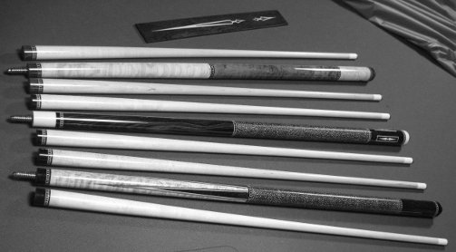 Coker Custom Cues